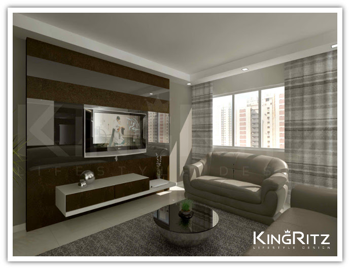 Kingritz lifestyle design for 12 by 14 living room